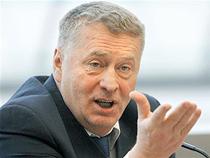 Vladimir Zhirinovki. Fhoto from lenta.ru