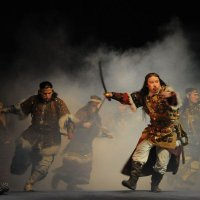 "In Kazan, Tuvan theatre's ""Kultegin"" play was compared to water of life"