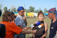 """Ustuu-Khuree"" festival in Tuva brought more that 800 guests"