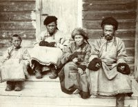 Marriage and family in Tuva in 1925