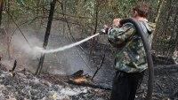 В Туве разработан закон о добровольной пожарной охране