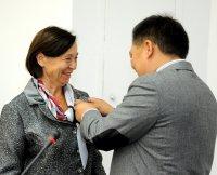 В Туве вручены государственные награды