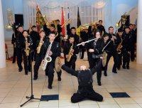 Духовой оркестр правительства Тувы начинает гастроли в странах Балтии