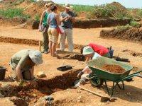 На пресс-конференции будут представлены итоги первого сезона археологической экспедиции по маршруту Кызыл-Курагино