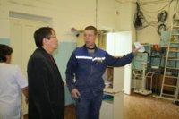 В Туве ведется ремонт детской ресбольницы
