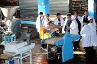 Главный пекарь хлеба в Туве технически перевооружится