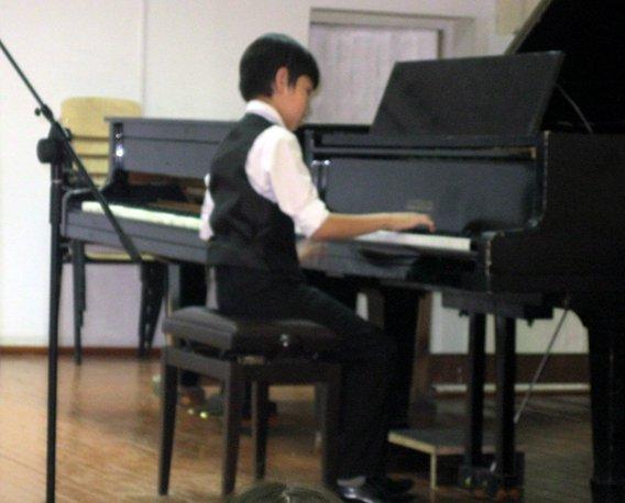 Пьесы для фортепиано на конкурс