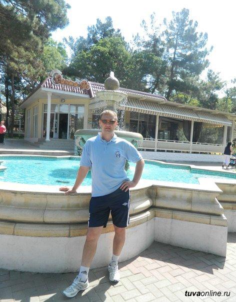 """Перед тренером с лицензией УЕФА стоит задача поднять детский футбол в Туве """" Тува-Онлайн"""