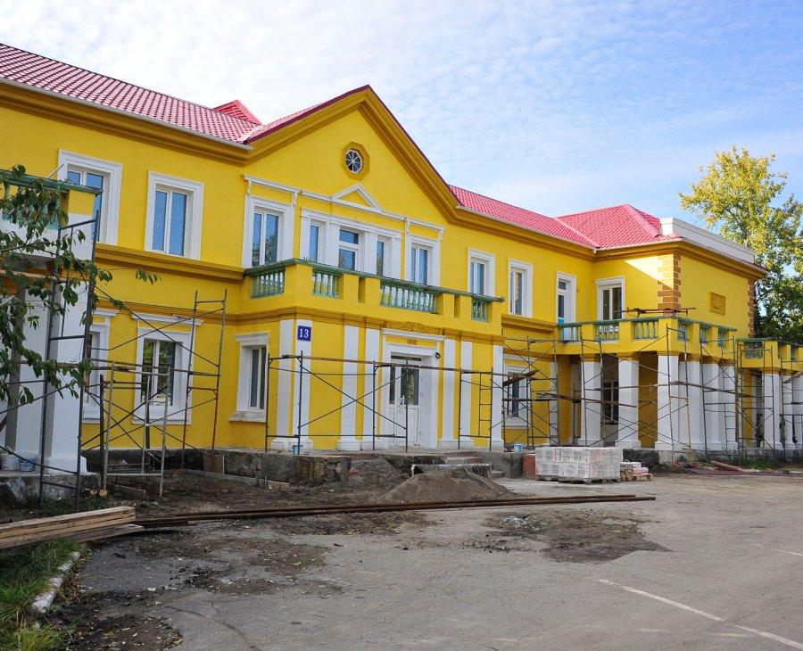 Детская больница на к.белова в череповце
