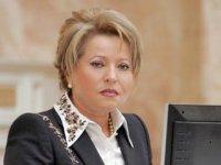 Валентина Матвиенко о женщинах-руководителях