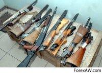 В Туве продолжается реализация программы добровольной сдачи оружия на возмездной основе