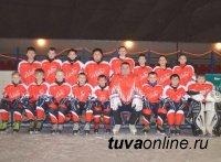 Юные хоккеисты Тувы достойно выступили на III этапе Всероссийского турнира «Золотая шайба»