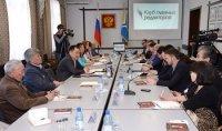 Глава Тувы призвал местные СМИ к более активному участию в жизни республики