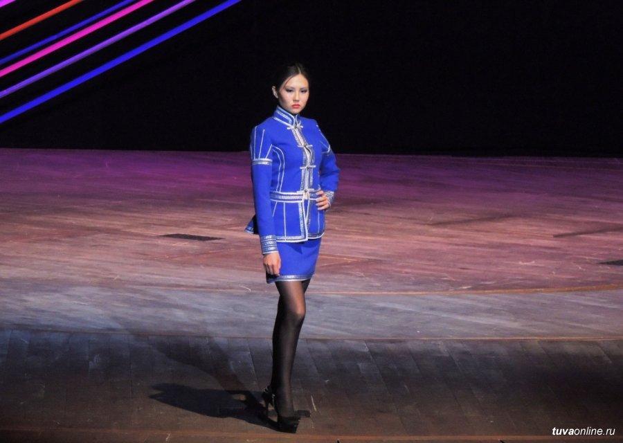 Тувинские национальные женские платья