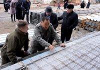 Глава Тувы проверил строительство жилых домов по программе переселения граждан из аварийного жилищного фонда