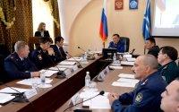 В Правительстве Тувы обсудили антинаркотическую политику в регионе