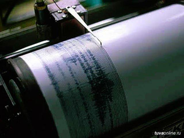 Землетрясение магнитудой 4,3 балла случилось уберегов Камчатки