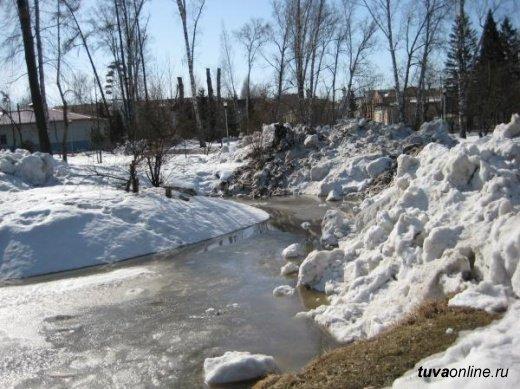ВТуве объявили чрезвычайную ситуацию из-за паводка