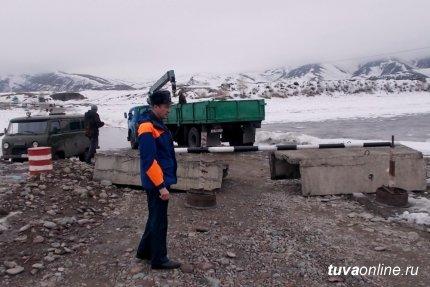 ВСвердловской области закрывают ледовые переправы