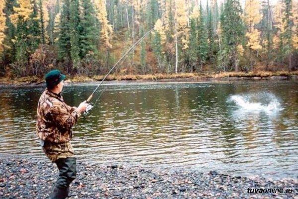 рыбалка в туве
