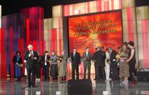 Лауреаты премии имени Артема Боровика. 2006 год. Фото Нади Антуфьевой