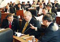 Photo by Vitali Shaifulin, parlamentarian press-service