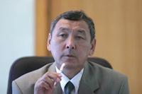 Мэр Кызыла Дмитрий Донгак. Фото с сайта администрации города