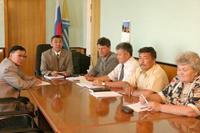 Фото пресс-служба городской администрации