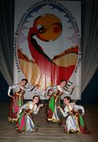 Первый региональный фестивальных национальных ансамблей песни и танца. Тува. Фото Оюмыы Хомушку