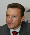 Maxim Finksi, Norilsk Nickel negotiator with Tuva
