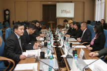 Совещание в администрации Красноярского края