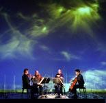 Kronos Quartet. Фото с сайта Гринуейвмьюзик.ру