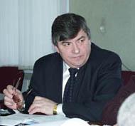 Петр Морозов. Фото Виталия Шайфулина (пресс-служба парламента)