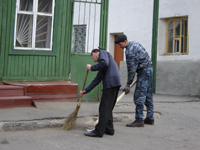 Photo by press-service of the Tuvan ministry of internal affairs