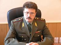 Андрей Никулищин, военный прокурор СибВО, фото предоставлено службой информации СибВО