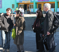 Пельмени в Кызыле. Фото предоставлено газетой Урянхай-Неделя.