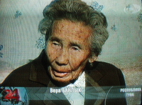 Vera Bailak. Photo by Ren-TV