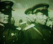 Тувинские добровольцы во Второй мировой войне. Фото с сайта Рен-ТВ