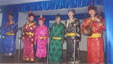 Saradak group from Tuva