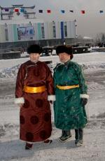 Photo is presented by Uraanhay weekly