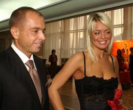 Сергей и Ирина Сокол. Фото КП-Красноярск