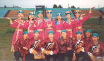Фото предоставлено комитетом по молодежной политике и спорты г.Кызыла