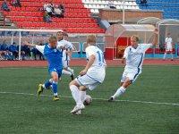 Поддержим тувинских футболистов в игре на Кубок Сибири