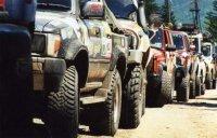 Через Восточные Саяны в Туву приедут автодорожные экстремалы