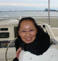 Чинчи Кунгаа преподает английский язык в США