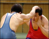 Сылдыс Монгуш первенствовал на международном турнире в Бурятии