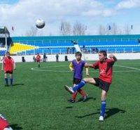 В Туве напряженное футбольное лето