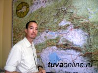 """From a yacht """"Tannu Tuva"""" in a New York bay to Tuva"""