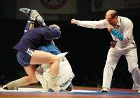 Эчис Сарыглар завоевал золото на международном турнире по комплексному единоборству