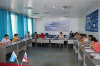 В Туве прошло первое заседание регионального отделения Государственно-патриотического клуба